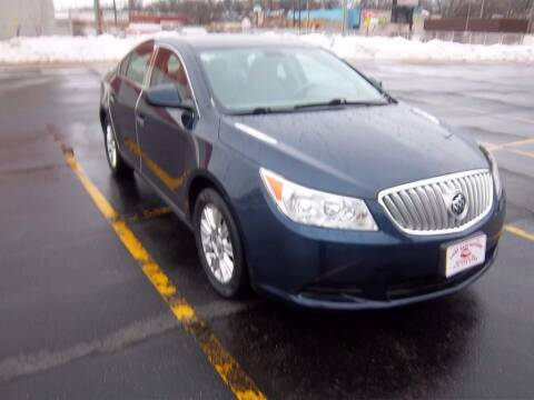 2011 Buick LaCrosse for sale at First Rate Motors in Milwaukee WI
