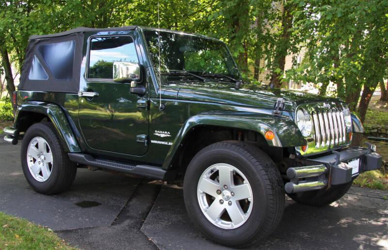 2011 Jeep Wrangler for sale at INTERNATIONAL AUTOSPORT INC in Pompton Lakes NJ