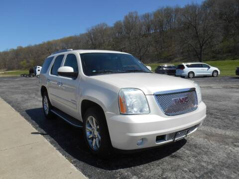 2011 GMC Yukon for sale at Maczuk Automotive Group in Hermann MO