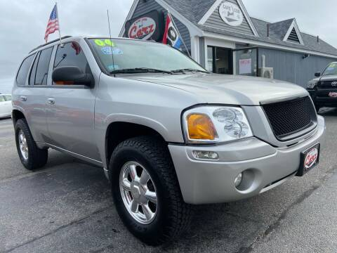 2004 GMC Envoy for sale at Cape Cod Carz in Hyannis MA