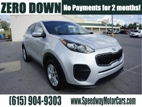 2017 Kia Sportage for sale at Speedway Motors in Murfreesboro TN