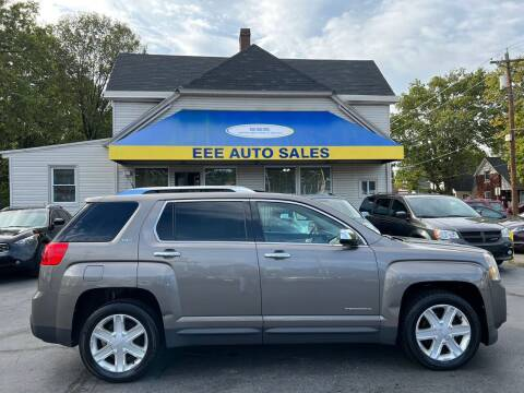 2011 GMC Terrain for sale at EEE AUTO SERVICES AND SALES LLC in Cincinnati OH