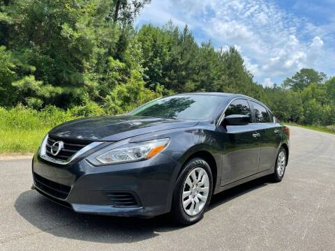 2016 Nissan Altima for sale at Carrera AutoHaus Inc in Clayton NC