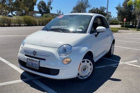 2012 FIAT 500 for sale at Boktor Motors in North Hollywood CA