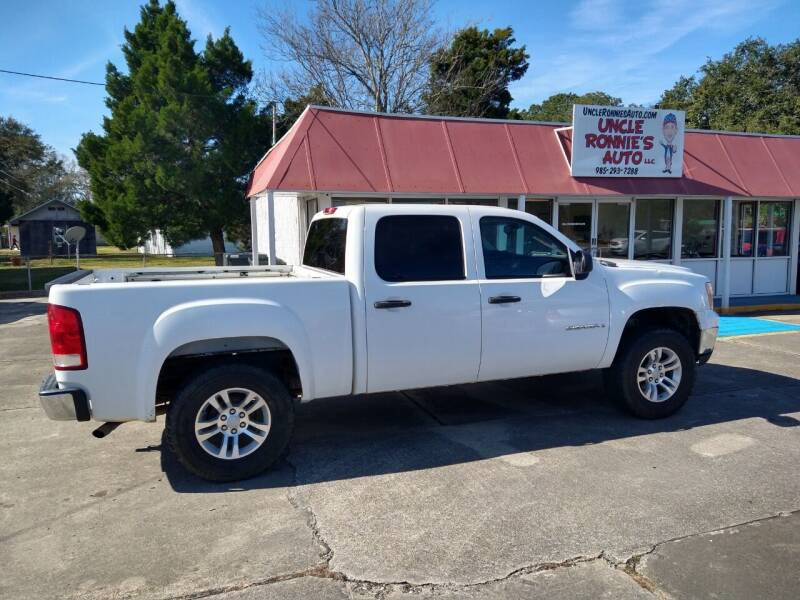 2007 GMC Sierra 1500 for sale at Uncle Ronnie's Auto LLC in Houma LA