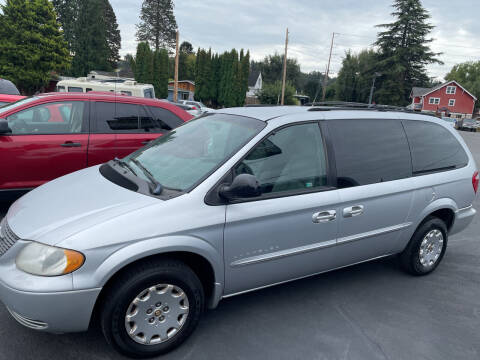 2001 Chrysler Town and Country for sale at Westside Motors in Mount Vernon WA
