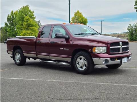 2003 Dodge Ram Pickup 3500 for sale at Elite 1 Auto Sales in Kennewick WA