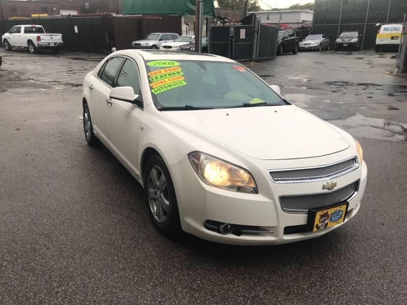 2008 Chevrolet Malibu for sale at Adams Street Motor Company LLC in Boston MA