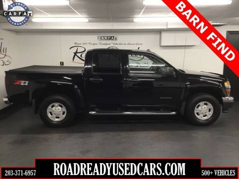 2005 Chevrolet Colorado for sale at Road Ready Used Cars in Ansonia CT