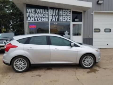 2012 Ford Focus for sale at STERLING MOTORS in Watertown SD