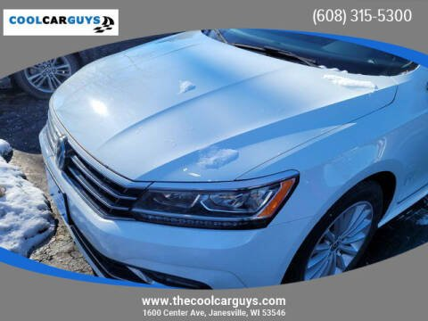 2017 Volkswagen Passat for sale at Cool Car Guys in Janesville WI