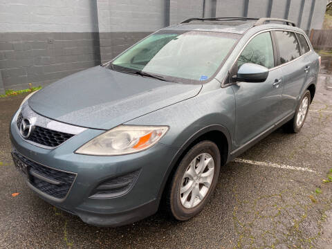 2011 Mazda CX-9 for sale at APX Auto Brokers in Lynnwood WA