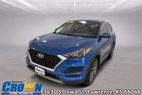 2020 Hyundai Tucson for sale at Crown Automotive of Lawrence Kansas in Lawrence KS
