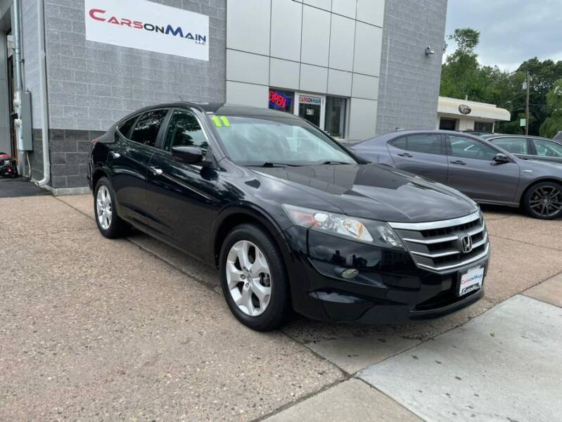 2011 Honda Accord Crosstour for sale in Manchester, CT
