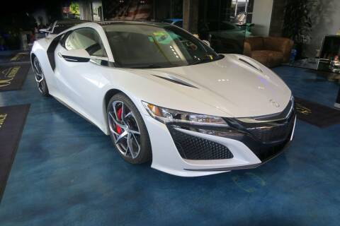 2017 Acura NSX for sale at OC Autosource in Costa Mesa CA