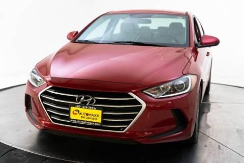 2018 Hyundai Elantra for sale at AUTOMAXX MAIN in Orem UT