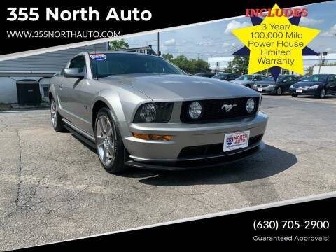 2008 Ford Mustang for sale at 355 North Auto in Lombard IL