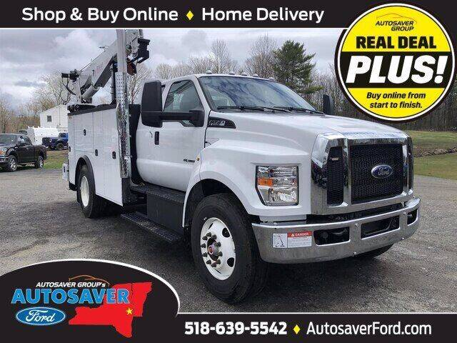 2021 Ford F-750 Super Duty for sale in Comstock, NY