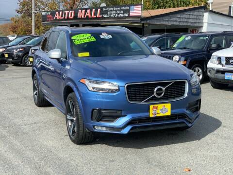 2017 Volvo XC90 for sale at Milford Auto Mall in Milford MA