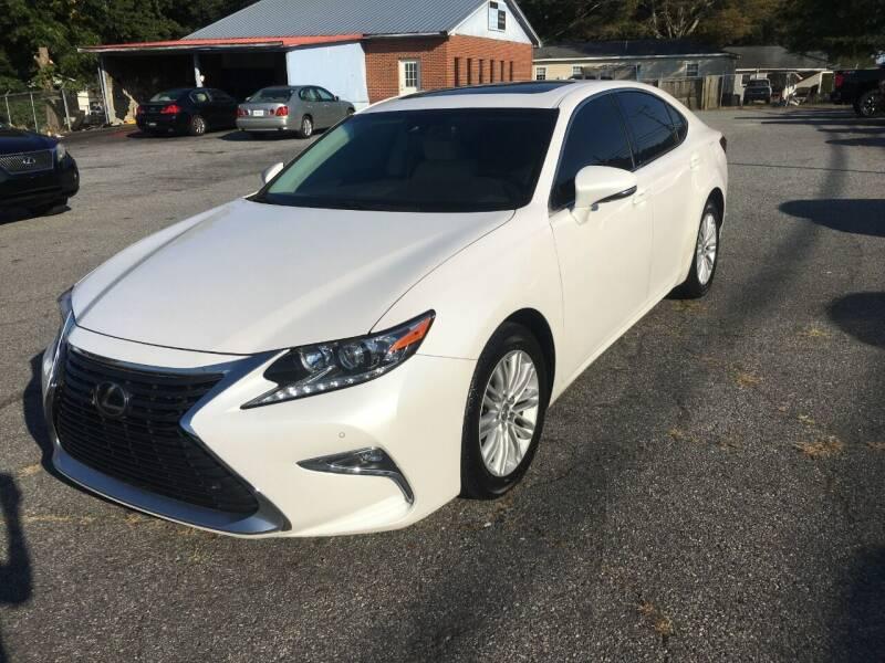 2017 Lexus ES 350 for sale at Signal Imports INC in Spartanburg SC