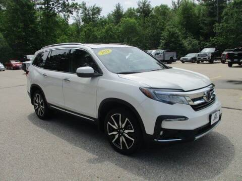 2019 Honda Pilot for sale at MC FARLAND FORD in Exeter NH