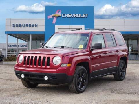 2014 Jeep Patriot for sale at Suburban Chevrolet of Ann Arbor in Ann Arbor MI
