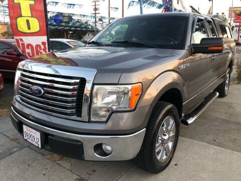 2011 Ford F-150 for sale at Plaza Auto Sales in Los Angeles CA