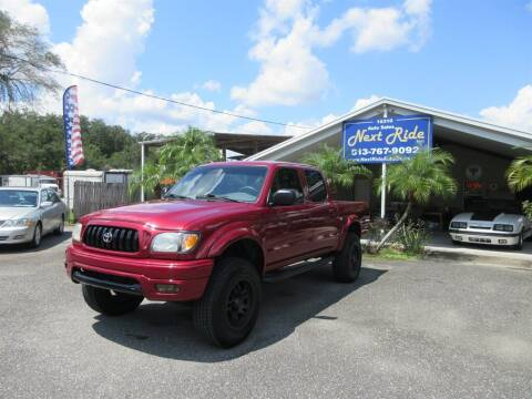 2004 Toyota Tacoma for sale at NEXT RIDE AUTO SALES INC in Tampa FL