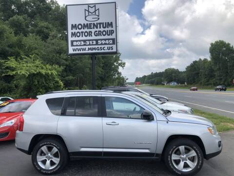 2012 Jeep Compass for sale at Momentum Motor Group in Lancaster SC