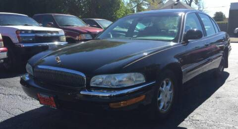 2001 Buick Park Avenue for sale at Knowlton Motors, Inc. in Freeport IL