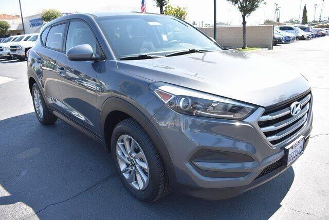 2018 Hyundai Tucson for sale at DIAMOND VALLEY HONDA in Hemet CA