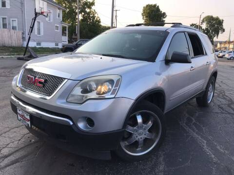2011 GMC Acadia for sale at Your Car Source in Kenosha WI