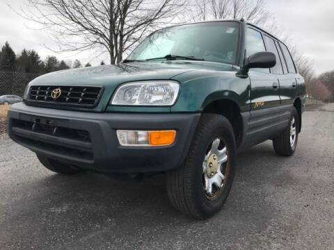 1999 Toyota RAV4 for sale at GOOD USED CARS INC in Ravenna OH