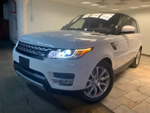 2017 Land Rover Range Rover Sport for sale at EUROPEAN AUTO EXPO in Lodi NJ