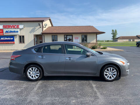 2015 Nissan Altima for sale at Pro Source Auto Sales in Otterbein IN
