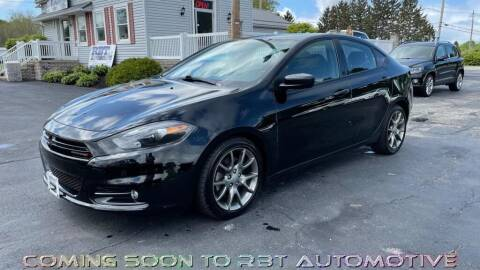 2014 Dodge Dart for sale at RBT Automotive LLC in Perry OH