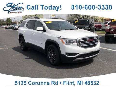 2018 GMC Acadia for sale at Jamie Sells Cars 810 in Flint MI