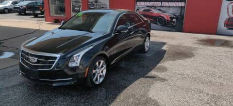 2016 Cadillac ATS for sale at Memphis Finest Auto, LLC in Memphis TN