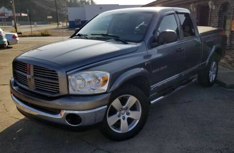 2007 Dodge Ram Pickup 1500 for sale at SUPERIOR MOTORSPORT INC. in New Castle PA