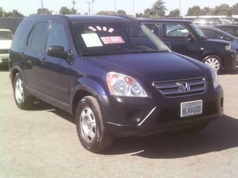 2006 Honda CR-V for sale at Valley Auto Sales & Advanced Equipment in Stockton CA