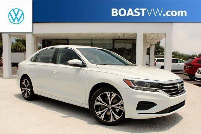 2021 Volkswagen Passat for sale in Bradenton, FL