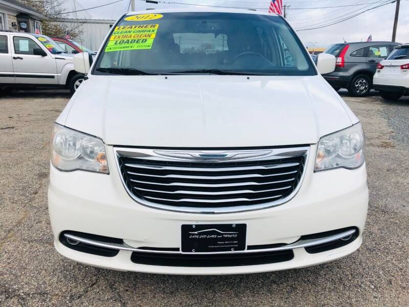 2012 Chrysler Town and Country for sale at Cape Cod Cars & Trucks in Hyannis MA