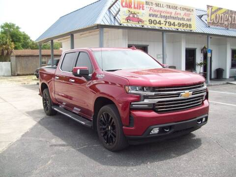 2019 Chevrolet Silverado 1500 for sale at LONGSTREET AUTO in St Augustine FL