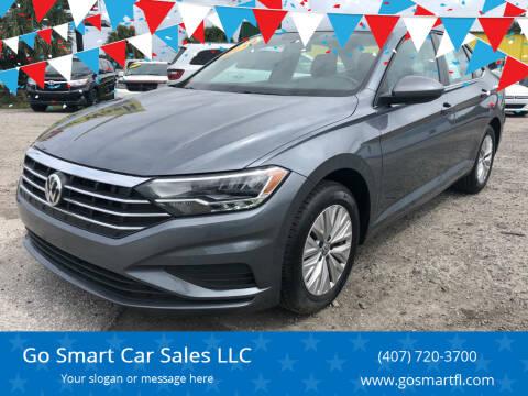 2019 Volkswagen Jetta for sale at Go Smart Car Sales LLC in Winter Garden FL
