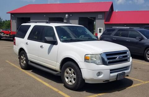 2010 Ford Expedition for sale at Tower Motors in Brainerd MN