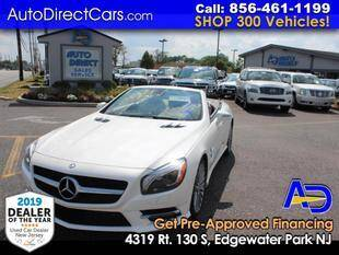 2015 Mercedes-Benz SL-Class for sale at Auto Direct Trucks.com in Edgewater Park NJ