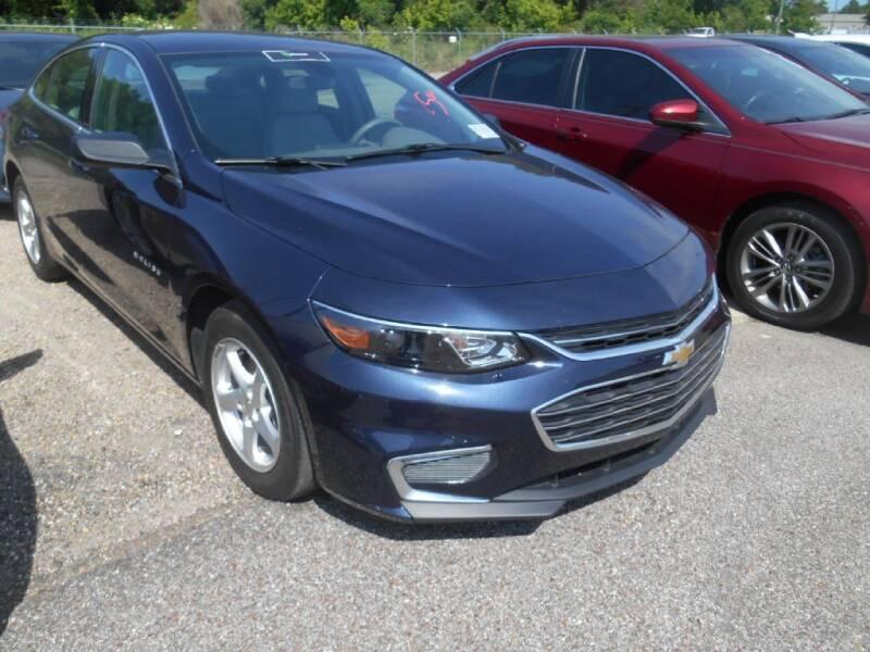 2019 Chevrolet Impala for sale at AUTO MART in Montgomery AL