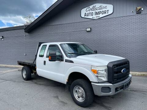 2011 Ford F-250 Super Duty for sale at Collection Auto Import in Charlotte NC