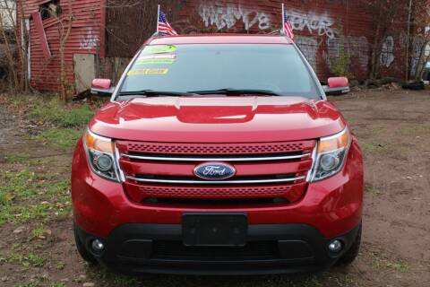 2012 Ford Explorer for sale at Simon Auto Group in Newark NJ