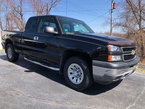 2006 Chevrolet Silverado 1500 for sale at Approved Motors in Dillonvale OH